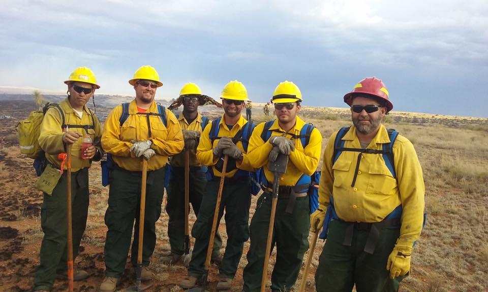 New Mexico Crew