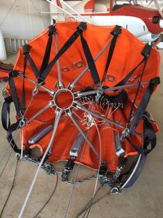 A closer view of the Bambi Bucket.