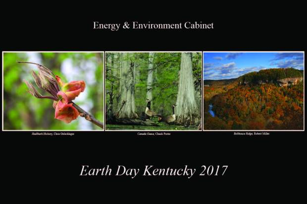 2017 Earth Day poster
