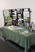 Kentucky State Nature Preserves booth.