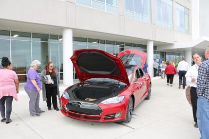 The Tesla S