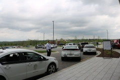 Taking a Chevy Volt for a spin...