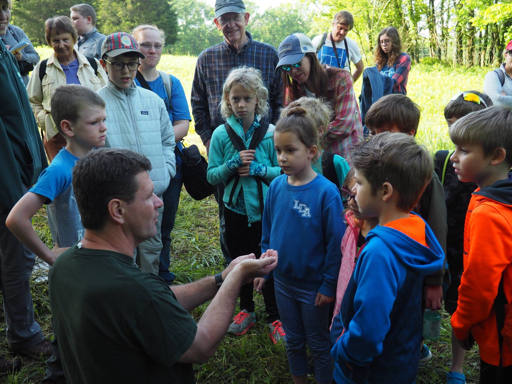 A hands-on approach defines new director of the State Nature Preserves Commission