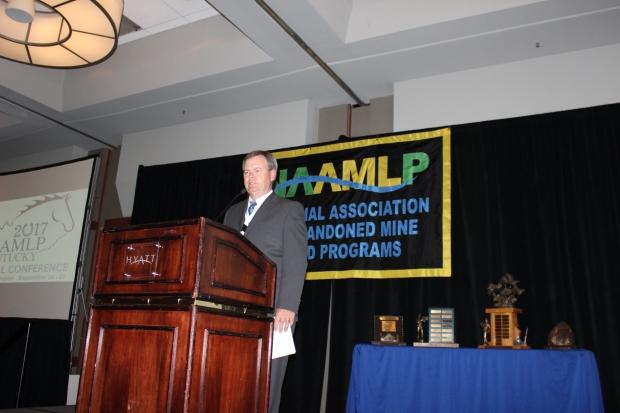 AML Director Bob Scott.
