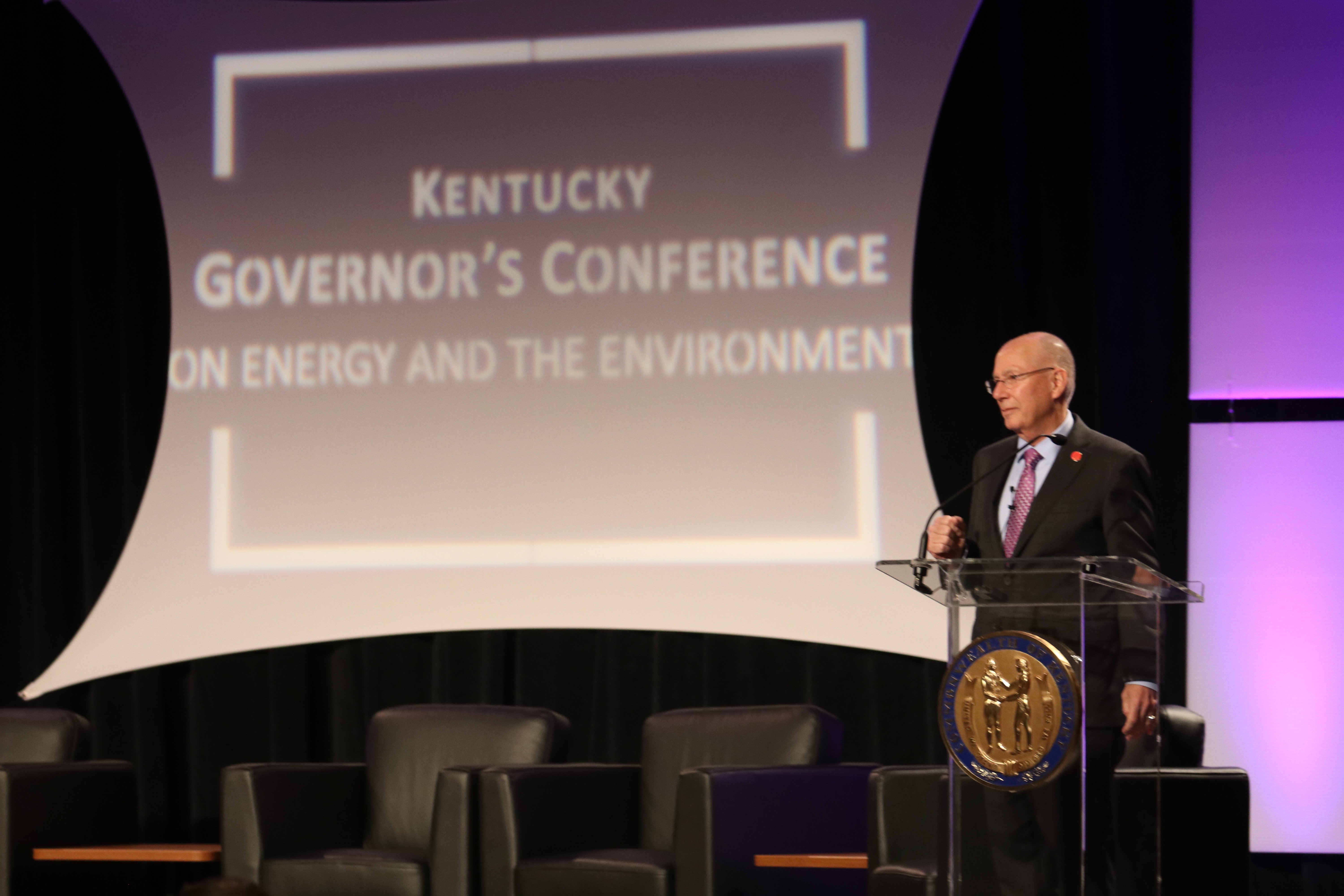 The 2017 Governor's Conference on Energy and the Environment in pictures