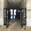 Lobby entryway.