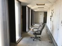 13th floor hallway.
