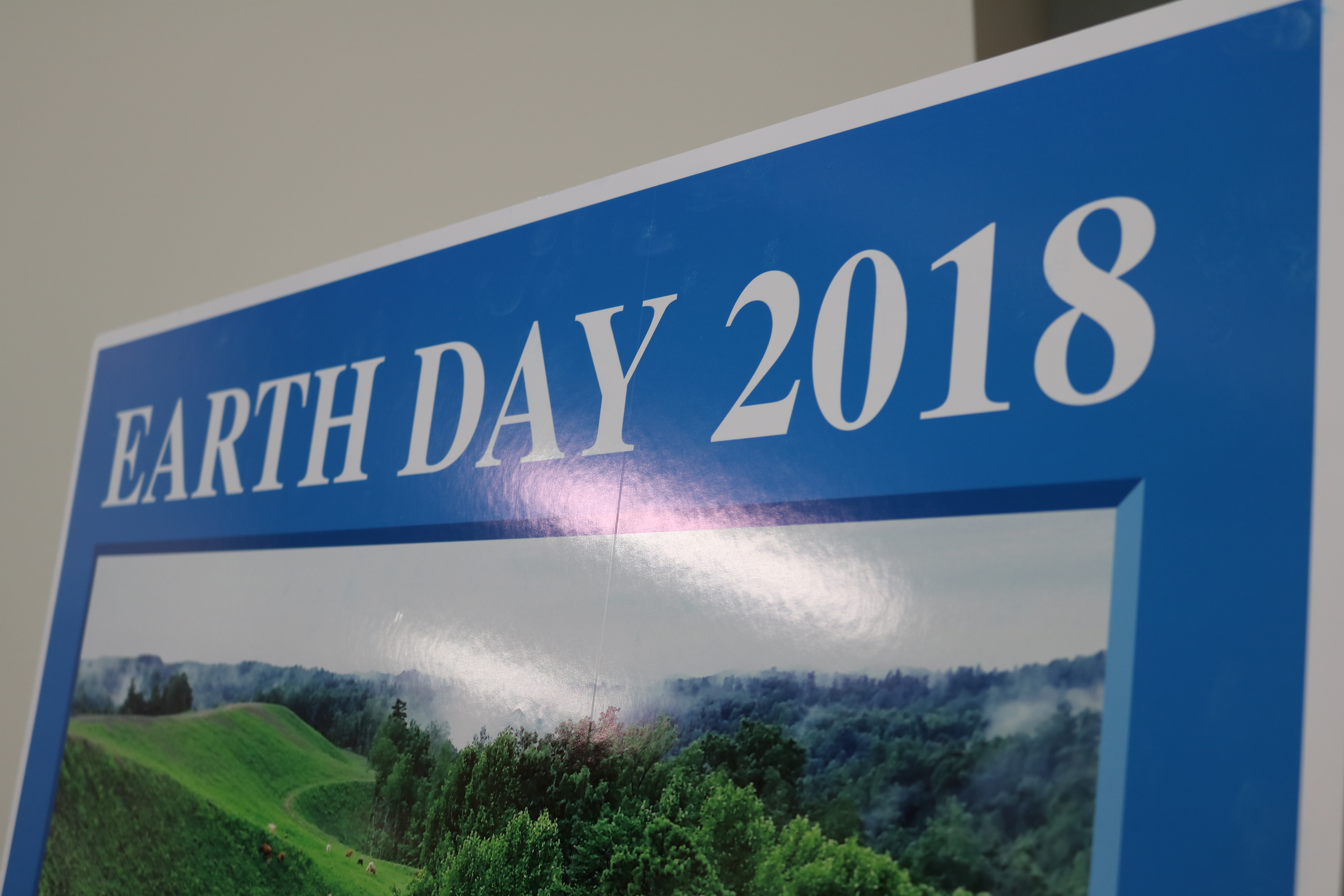 The Energy and Environment Cabinet's 2018 Earth Day celebration