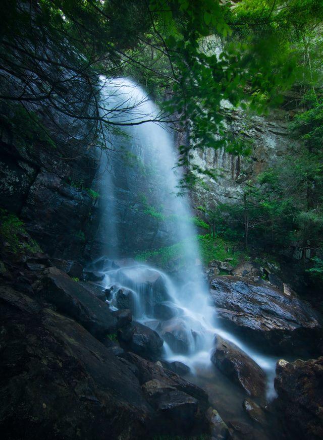 Bad Branch Falls by JamesDeel.