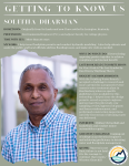 Getting to Know Us: Solitha Dharman